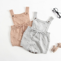 fashionable overall for baby girl