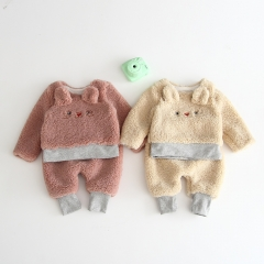 MaoMao embroidered winter sets for 0-2 years baby wholesale