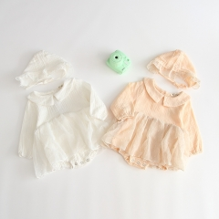 party gift dress for baby 0-2 years old