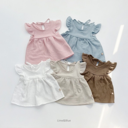 ins baby girl 5 colors sets candy color top+pants 2 pieces wholesale